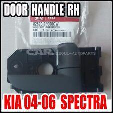 KIA 2004-2006 Spectra  Front Rear Inside Door Handle Right Side  82620-2F000GW