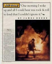 Neil Young Interview/article 1992 RTYU