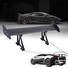 110cm/ 43'' Universal Hatchback Aluminum GT Auto Rear Trunk Racing Spoiler Wings