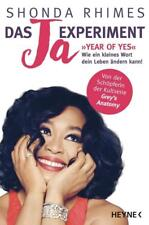 Das Ja-Experiment - Year of Yes von Shonda Rhimes (2016, Taschenbuch)