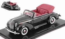 Opel Admiral Cabrio 1938 Black 1:43 Model NEO SCALE MODELS