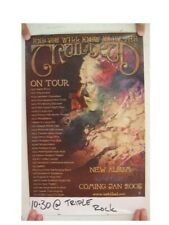 Trail Of Dead Poster Worlds Apart And You Will Know Us By The
