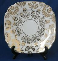 "English China 22 kt Gold Gilded 6.25"" Tea / Side Plate"
