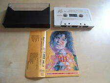 MC HISTORY OF T. REX Vol.3 THE SINGLES COLLECTION 1968-77  Audio Tape RAR