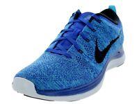 Nike Zapatilla para Correr Hombre Flyknit 1+ Azul Art. 554887-440 Sbt