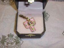 New Juicy Couture Kimono Charm For Bracelet, Necklace,Handbag Keychain