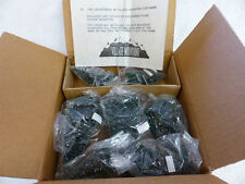 DEPARTMENT 56 SET OF (7) TREES - FROM MEDIUM MOUNTAIN - BRAND NEW - DEPT 56