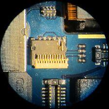 Remplacement connecteur 3 iphone sur carte mère repair sensor 3G 3GS