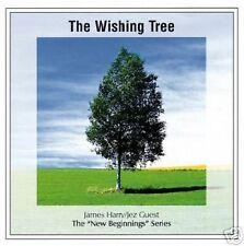 THE WISHING TREE-  JAMES HARRY / JEZ GUEST ( C.D )