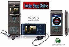Sony Ericsson W595 Jungle Grey Walkman (Ohne Simlock) 3G 3,2MP MP3 Radio NEU OVP