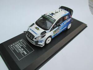 Ford Fiesta RS WRC rally model Sweden Rally 2015 O.Tanak / R.Molder