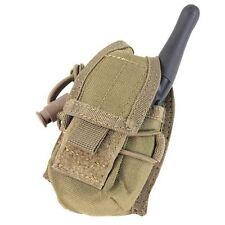 Condor MA56 Tactical HHR Radio Pouch Tan