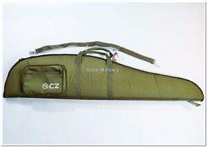 Original CZUB Rifle Transport Padded Green Bag Case 118 cm - Factory New CZ