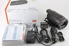 SONY FDR-AX53 Camcorder, Exmor R CMOS Sensor, Carl Zeiss, 20x opt. Zoom OVP