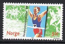 La NORVEGIA Gomma integra, non linguellato 1989 World Championship nel cross-country in esecuzione