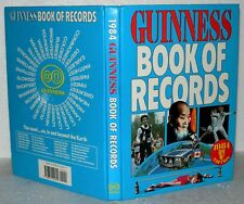 Guinness Book Of Records 1984 (1983)  Illustrated,  Hardback.