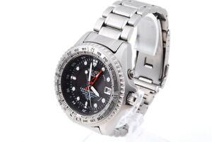[EXC] Seiko AGS LANDMASTER 5M45-6A00 TITANIUM Auto-Quartz Watch Japan