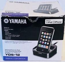 Yamaha YDS-12 4th Gen/ 5th Gen /Classic Universal Dock made for Ipod Nano, Mini