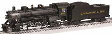 Lionel Chesapeake & Ohio LionChief Plus Mikado Steam Locomotive # 6-83609