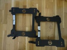 Sparco Seat Brackets for Nissan GT-R R35 11-14 Bottom Mount NEW