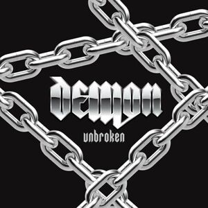 DEMON - UNBROKEN - LIMITED EDITION CD DIGIBOOK - NEW FACTORY SEALED