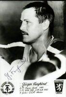 Jürgen Fanghänel (DDR) 3.OS Moskau 1980 Boxen original signiert/signed !!!