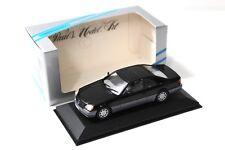1:43 Minichamps Mercedes 600 SEC Coupe black NEW bei PREMIUM-MODELCARS