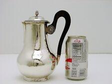 French Sterling Silver Coffee Tea pot  Hallmark Jean-Pierre Bibron c1820