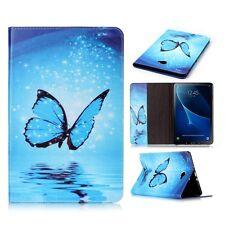 FUNDA PROTECTORA motivo 61 para Samsung Galaxy Tab A 10.1 T580 T585 CARCASA