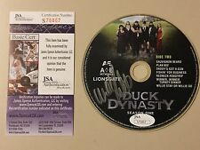 Willie Robertson  signed Duck Dynasty DVD Season 1 Autographed Auto JSA #S76867