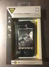 TOPEAK:  Smart Phone Dry Bag Case Cover iPhone 4 4s Waterproof, Black