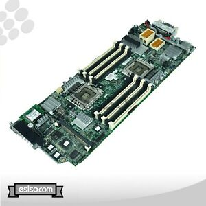 531221-001 595046-001 HP SYSTEM BOARD FOR HP ProLiant BL460c G6 BLADE SERVER