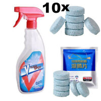 10PCS/Set Multifunctional Effervescent Spray Cleaner Concentrate V Clean Spot
