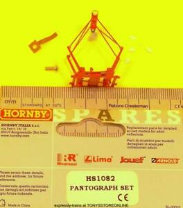hornby international ho spare hs1082 1x pantograph set for hr2002