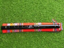 NATIVE AMERICAN STYLE FLUTE QUENA TUNED (G) 440 HZ- NEW (CASE NOT INCLUDED)
