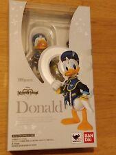 Kingdom Hearts II (2) Donald Duck S.H. Figuarts-Nuevo y Sellado