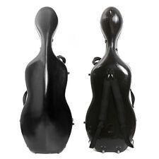 New style 4/4 cello case high strength carbon composite material with Two wheel