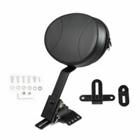 Plug In Driver Rider Backrest for Harley Touring Electra Street Glide FLHT 88-19