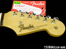 Vintage 65 USA Fender Strat NECK & TUNERS Stratocaster Thick C American SALE!