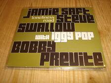 Jamie Saft Steve Gorge profonde Iggy Pop Loneliness road RARE Noise CD signed signé