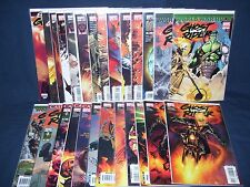 Ghost Rider #1 - #23, #28, Annual #1 Marvel Comics NM with Bag and Board 2006
