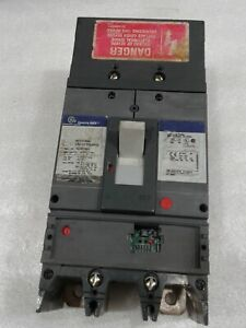 "SGDA22AT0400 GE 2POLE 400AMP 240V CIRCUIT BREAKER ""2 YEAR WARRANTY"""