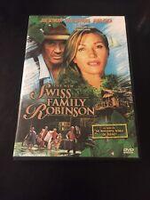 THE NEW SWISS FAMILY ROBINSON DVD JANE SEYMOUR  DAVID CARRADINE