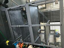 Ferret Nation Cage two story with bottom shelf 6 months old great condition