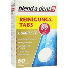 BLEND A DENT Reinigungs Tabs Complete   60 st   PZN1624613