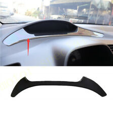 Carbon fiber ABS Dashboard Control Speedometer Cover For Honda Civic 2006-2011