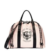 Juicy By Juicy Couture Lightweight Womens JCH0067 Tara Drawstring Holdall Bag