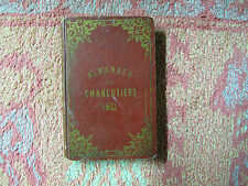 Almanach et annuaire général du commerce de la charcuterie de Paris 1861