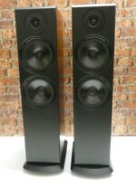 BOXED! Pair Of Meridian A500 Hi Fi Use High Quality Bi-Wire Loudspeakers