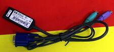 HP PS/2 KVM IP CAT5 RJ45-to-VGA Interface Adapter 396632-001 520-290-505 55xAvai